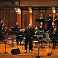 New England Conservatory Jazz Orchestra playing with Bob Brookmeyer